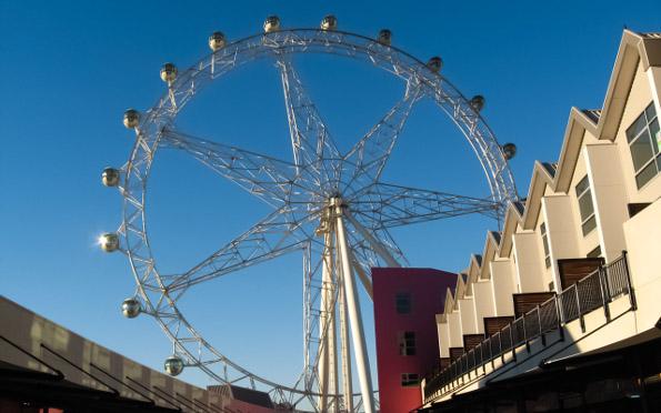 Самые большие колеса обозрения в мире