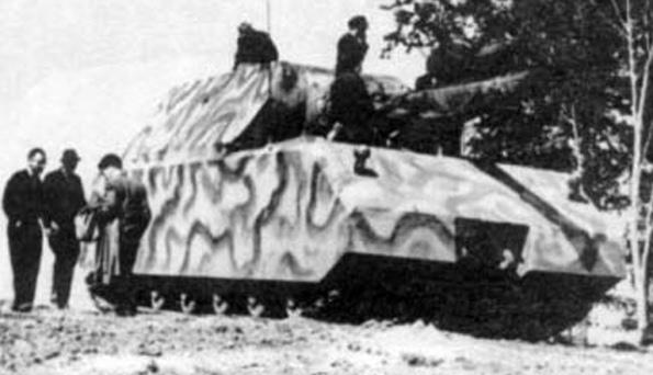 panzer-maus-tank