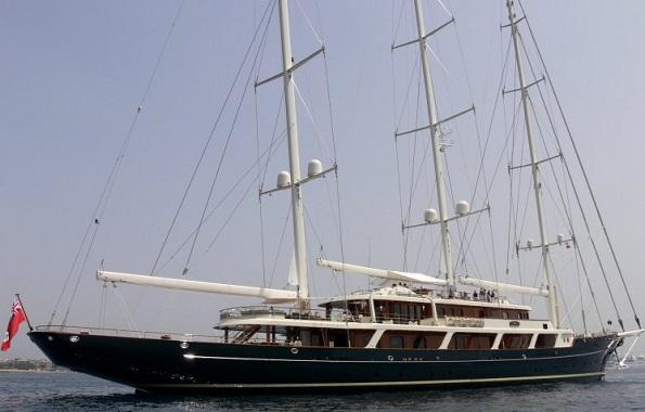одна из самых дорогих яхт в мире