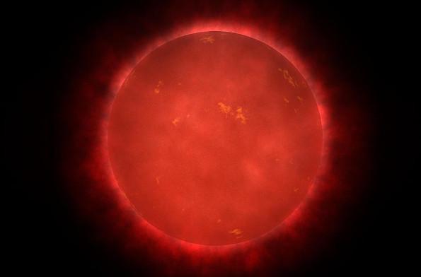 Ближайшая звезда к Солнцу