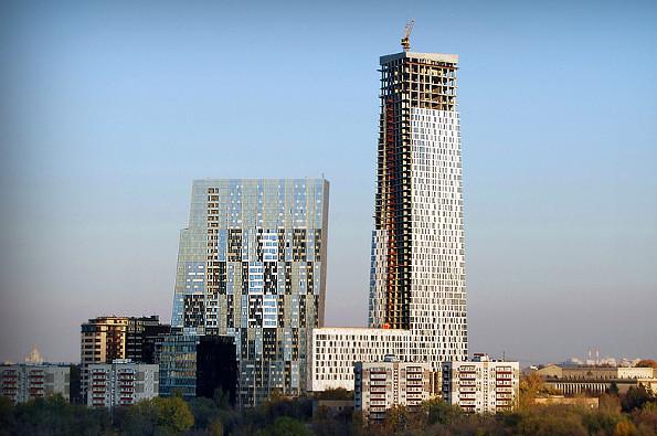 самые красивые небоскребы мира