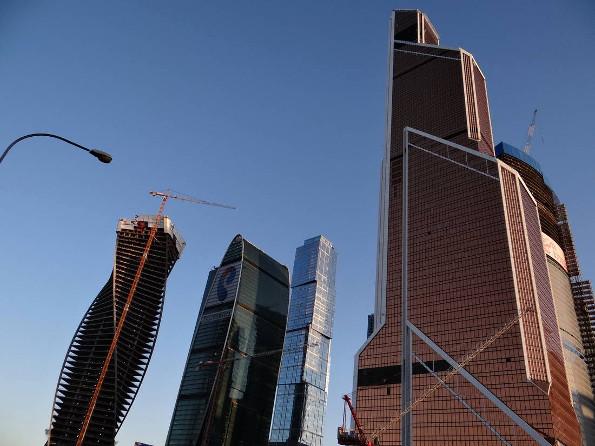 самый высокий небоскреб европы