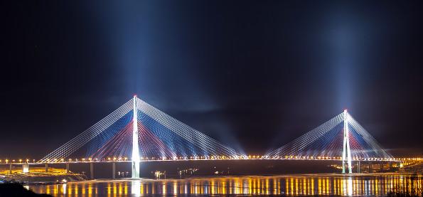 Самый большой мост в России