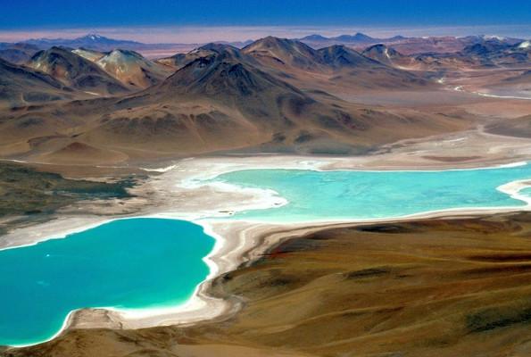 Самое высокогорное озеро мира