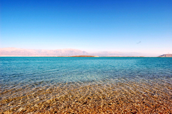 Cамые чистые моря в мире