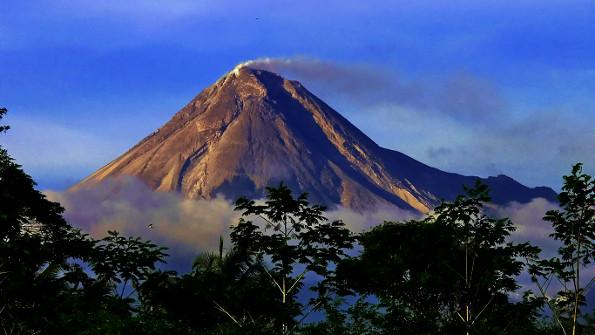 О вулканах