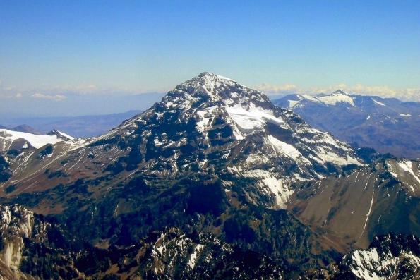 Самая высокая гора в Аргентине