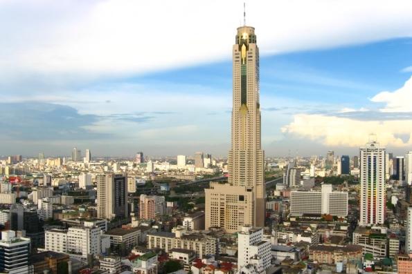 Самое высокое здание в Тайланде