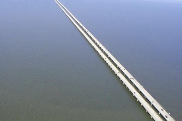 Самый длинный мост в США