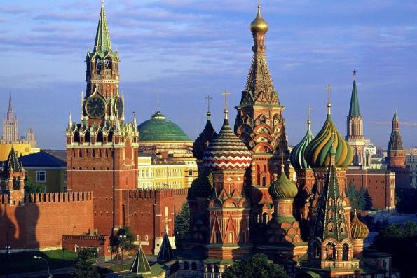 О Кремле
