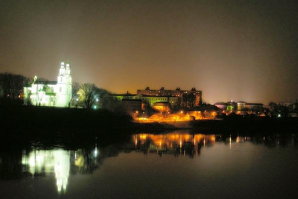 самый старый город Белоруссии