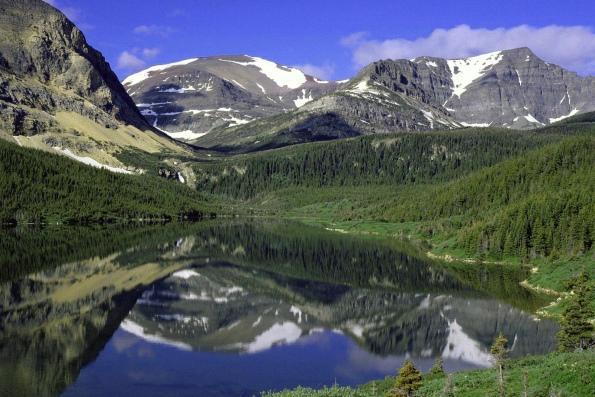 Самые пресноводные озера в мире