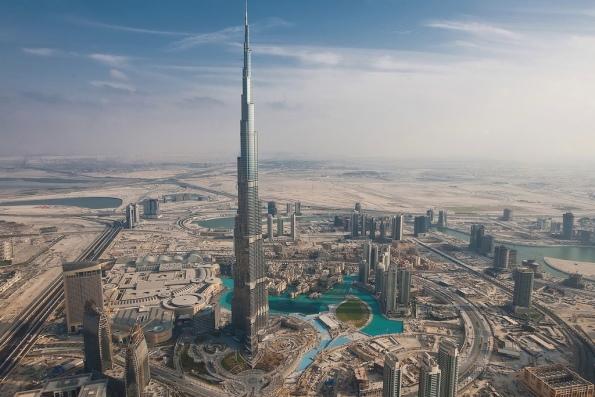 Самые большие небоскребы