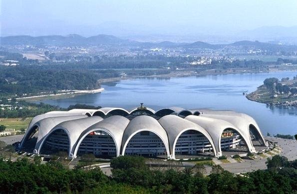 Самые вместительные стадионы в мире