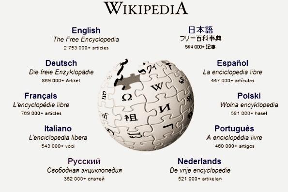 Когда появилась Википедия в России