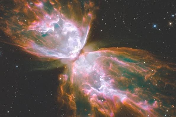 Самая горячая звезда во вселенной