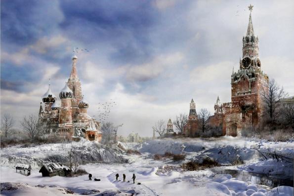 Самая холодная зима в России
