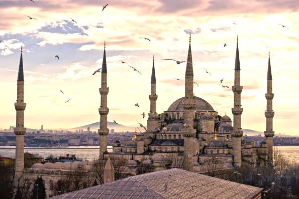 Самая старая мечеть