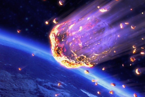 О метеоритах