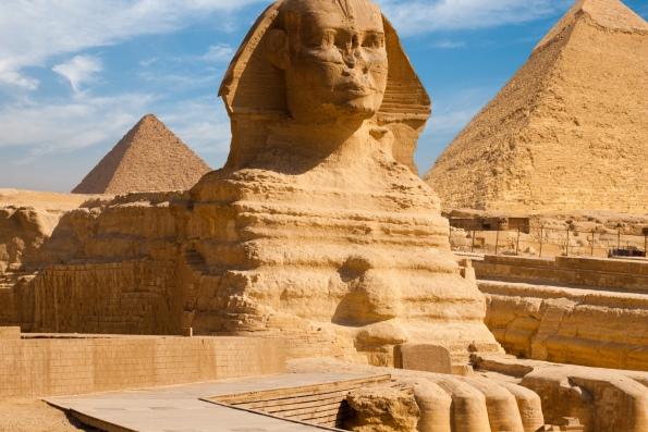 Интересные факты о Сфинксе в Египте
