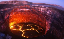 Самые высокие вулканы в мире