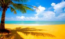 Самый большой пляж