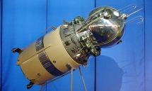 Cамый первый космический корабль в мире