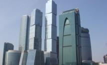 Сколько этажей в Москва Сити?